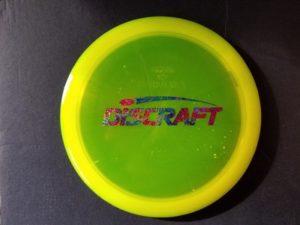 Discraft Z Predator Misprint